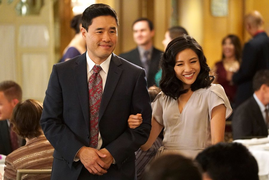 Randall Park and Constance Wu of Fresh Off The Boat