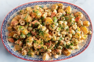 Ree Drummond Pepperoni Potato Salad Recipe Anything But Boring