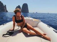 Rosie Huntington Whiteley Bikini Instagram