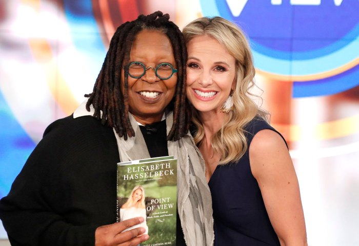 Rosie-O'Donnell-Addresses-Whoopi-and-Elisabeth-Hasselbeck-drama