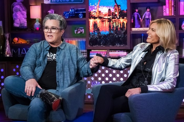 Rosie-O'Donnell,-Captain-Sandy-Yawn-Watch-What-Happens-Live
