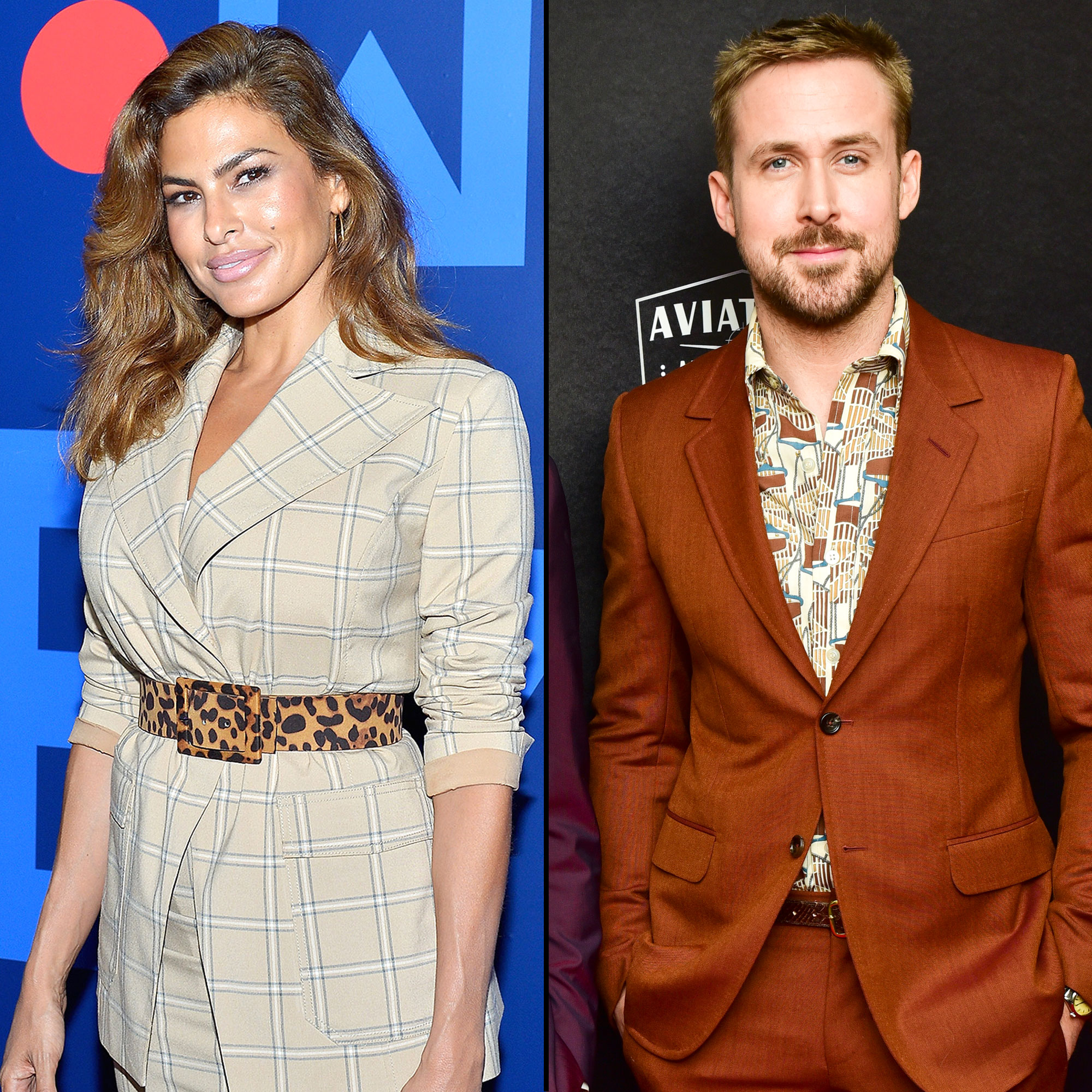 191649076b8 Eva Mendes Shows Off Ryan Gosling in a Throwback Clip From Film They Met  On: 'One of My Favorite Scenes'