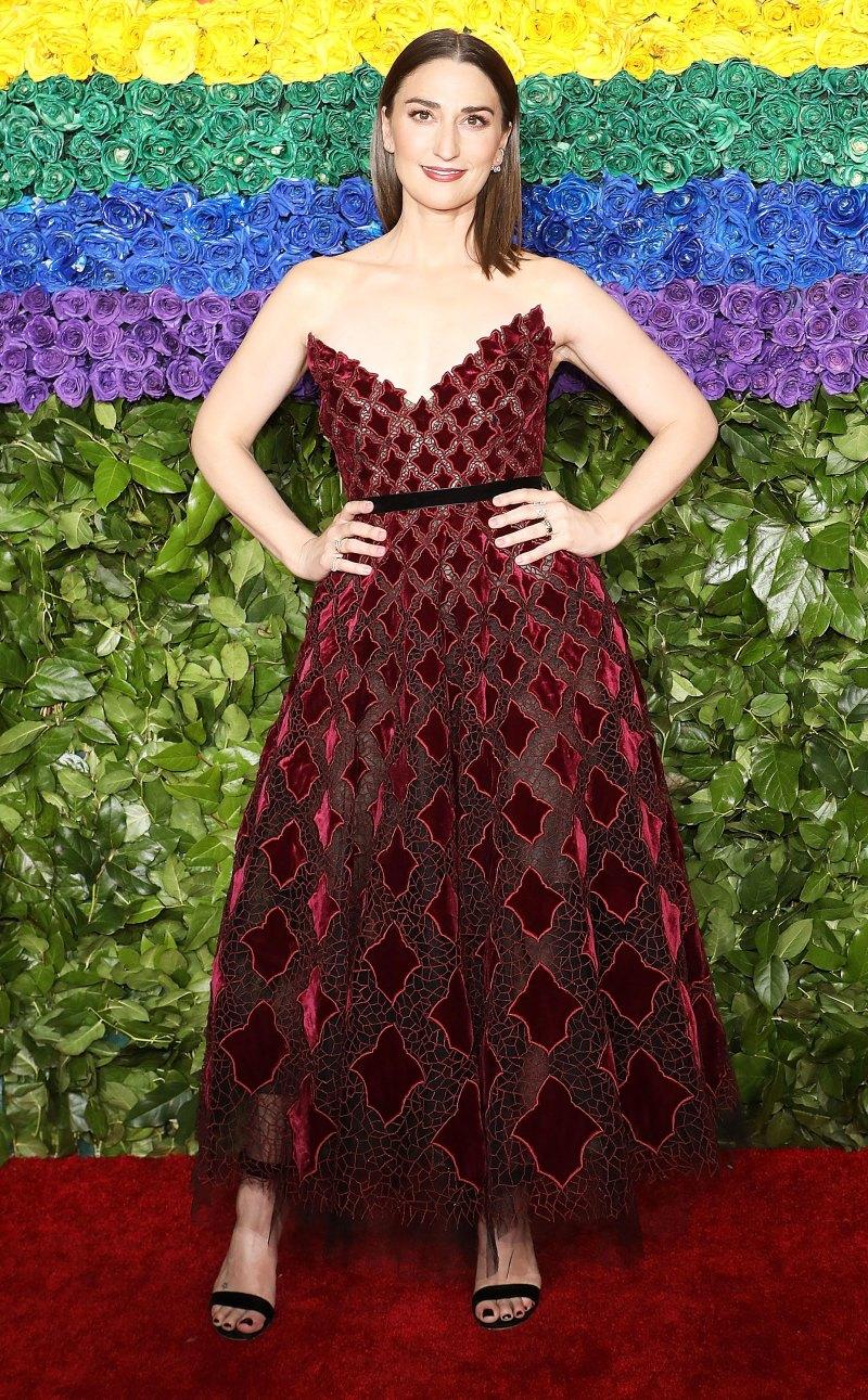 Sara Bareilles Tony Awards