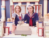 Stranger Things 3 Scoops Ahoy