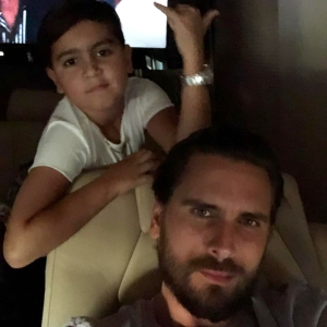 Scott Disick Says Mason Treated Normal at School