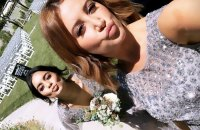 Vanessa Hudgens, Ashley Tisdale Were Bridesmaids in Brant Daugherty's Wedding