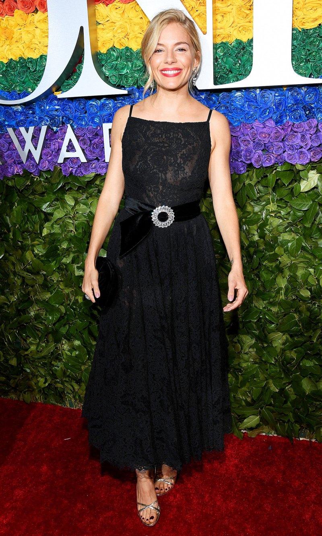 Sienna Miller Tony Awards
