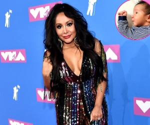 Snooki Says Her Baby Is Already Fist-Pumping