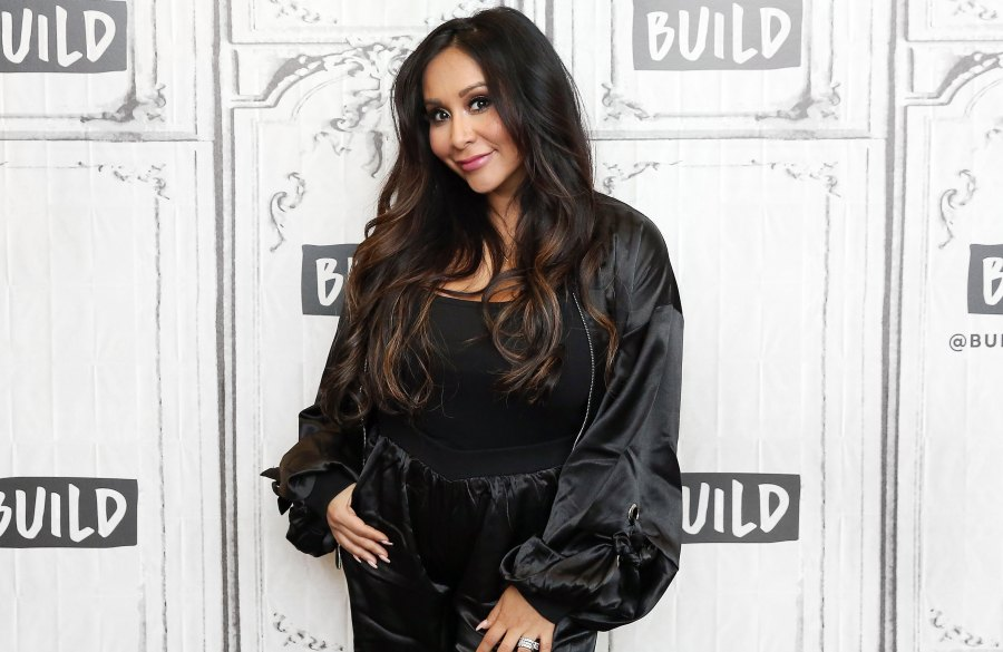 Snooki Says Son Lorenzo and Daughter Giovanna Are 'Killing It' With Newborn Brother Angelo