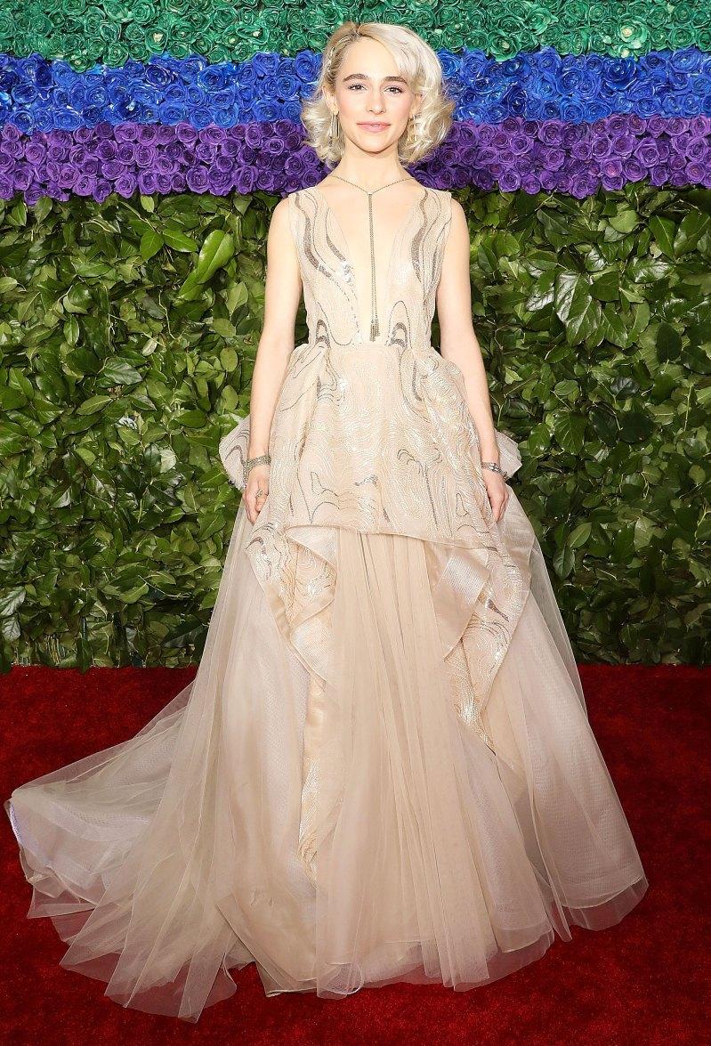 Sophia Ann Caruso Tony Awards