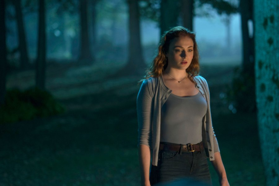 Sophie Turner Study Mental Illness for Dark Phoenix
