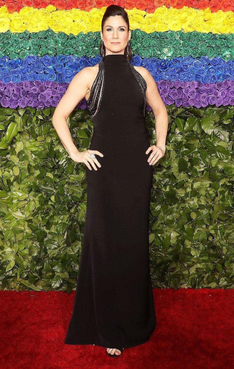 Stephanie J. Block Tony Awards