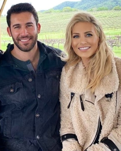 Stephanie Pratt Reacts Derek Peth Bachelor in Paradise