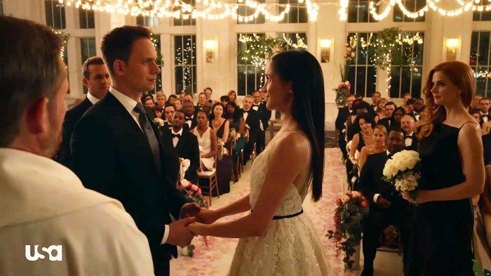 Suits Final Season Teaser Features Meghan Markle