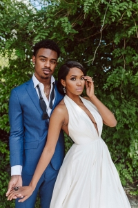 Swaggy C Bayleigh Dayton Engagement