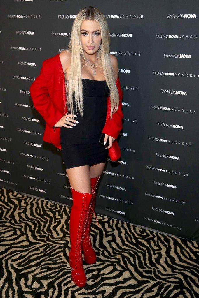 Celebrity Beauty: Tana Mongeau