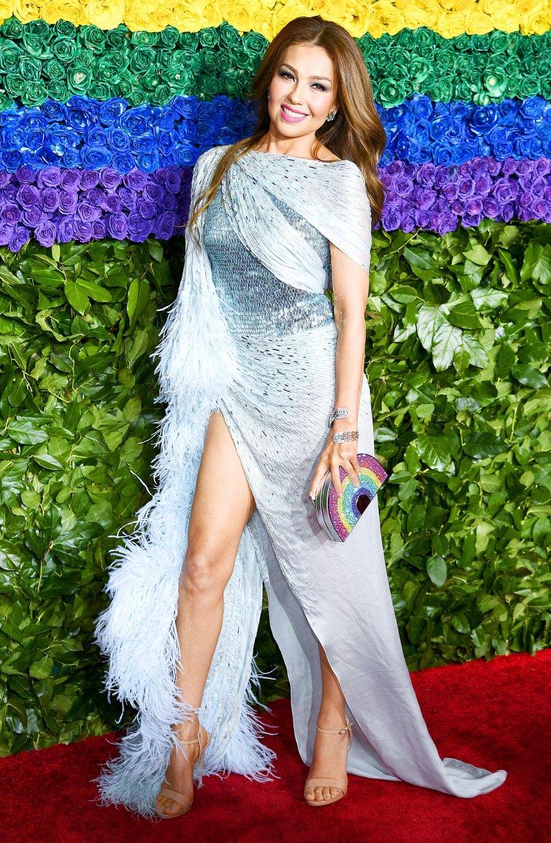 Thalía Sodi Tony Awards