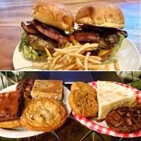 The Rock Cheat Meals gallery Bacon Cheeseburger Fries Cookies Brownies Pie