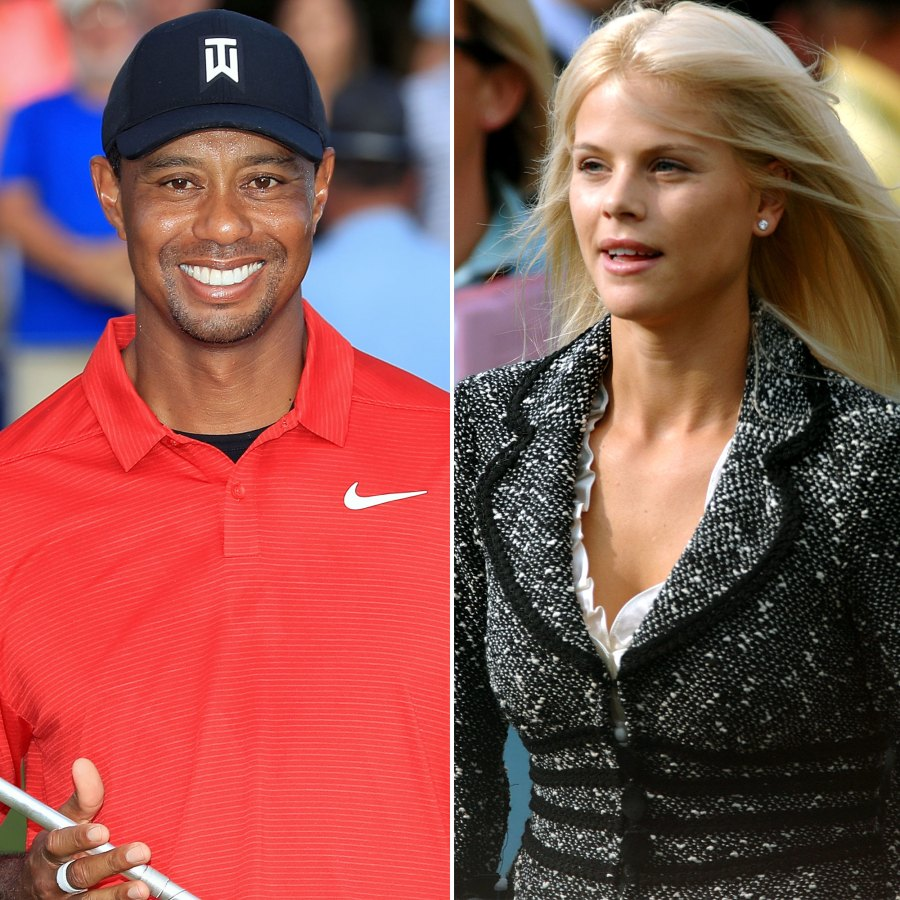 Tiger Woods' Ex-Wife Elin Nordegren Is Pregnant, Expecting Baby No. 3