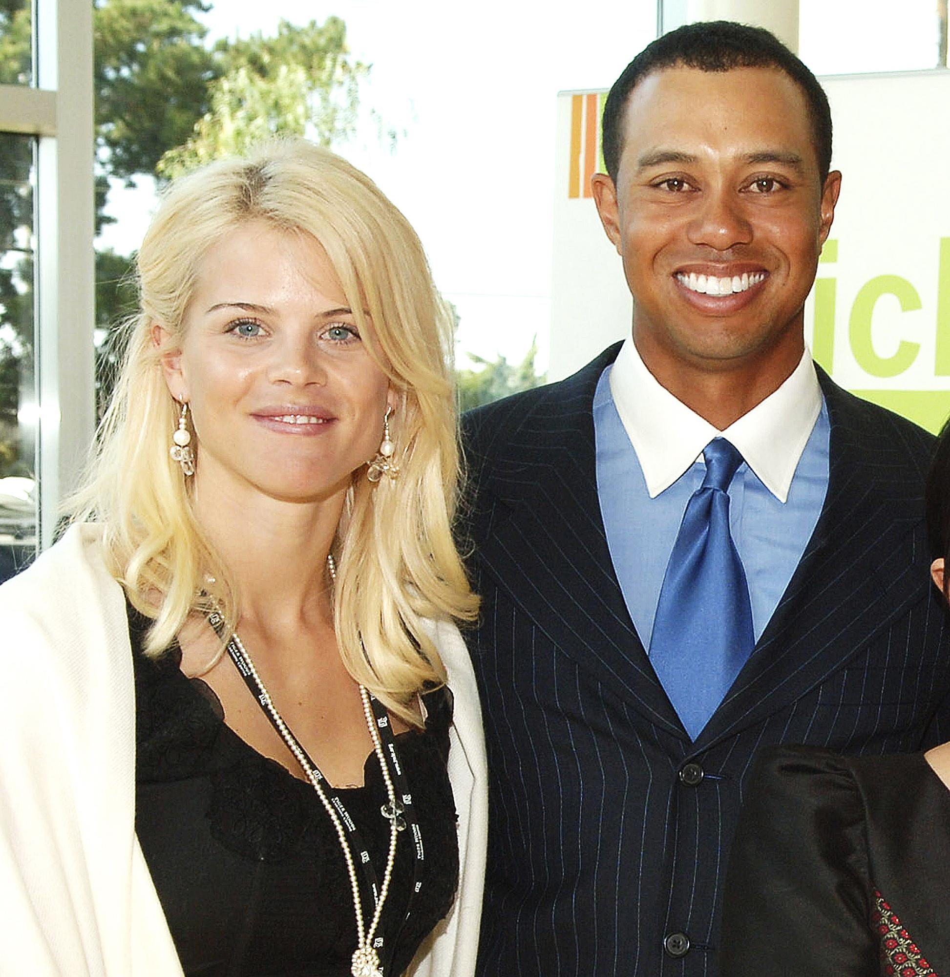 Tiger Woods Elin / Elin Nordegren And Tiger Woods Create