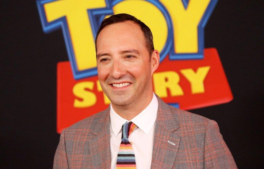 Tony Hale calls Lifeline Martel Thompson Toy Story 4