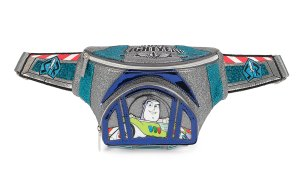 Danielle Nicole Toy Story Bags Buzz Lightyear Fanny Pack