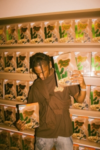 Travis Scott's Sold-Out Reese's Puffs Collab