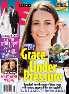 UW2519 Us Weekly Cover Duchess Kate