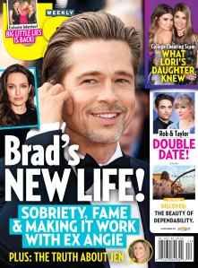 Us Weekly Cover 2419 Brad Pitt