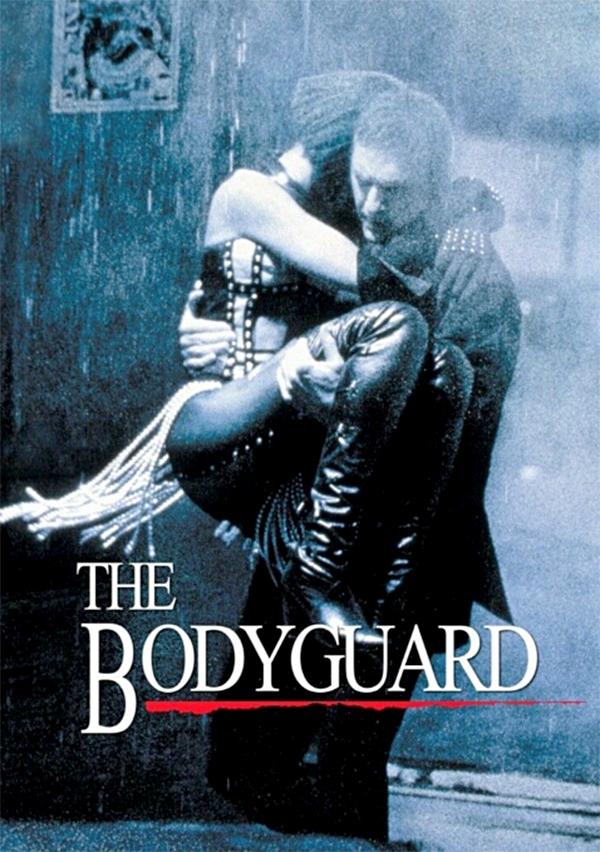 Whitney Houston Not on Iconic Bodyguard Poster