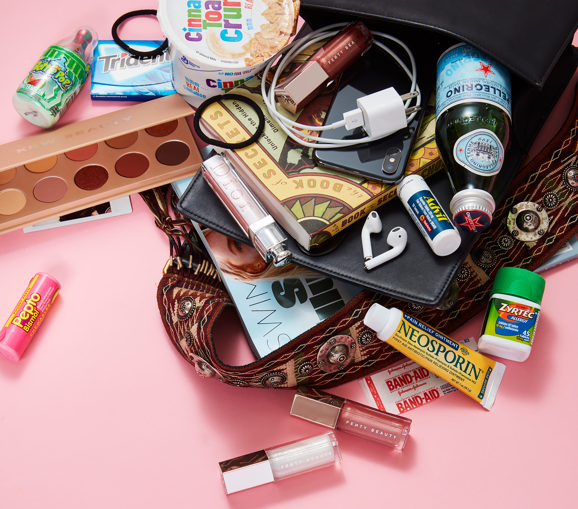 Winnie Harlow's bag