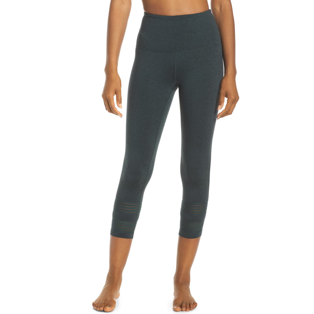 The Comfy Leggings You'll Wear Both to the Gym and Out to Brunch