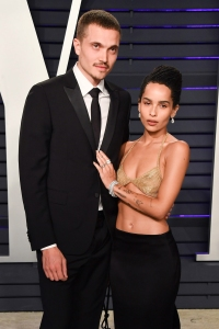 Zoe Kravitz Marries Karl Glusman Again Secret Wedding