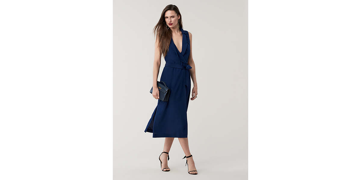 This Silk Diane von Furstenberg Wrap Dress Is Up to 60% Off Right Now thumbnail