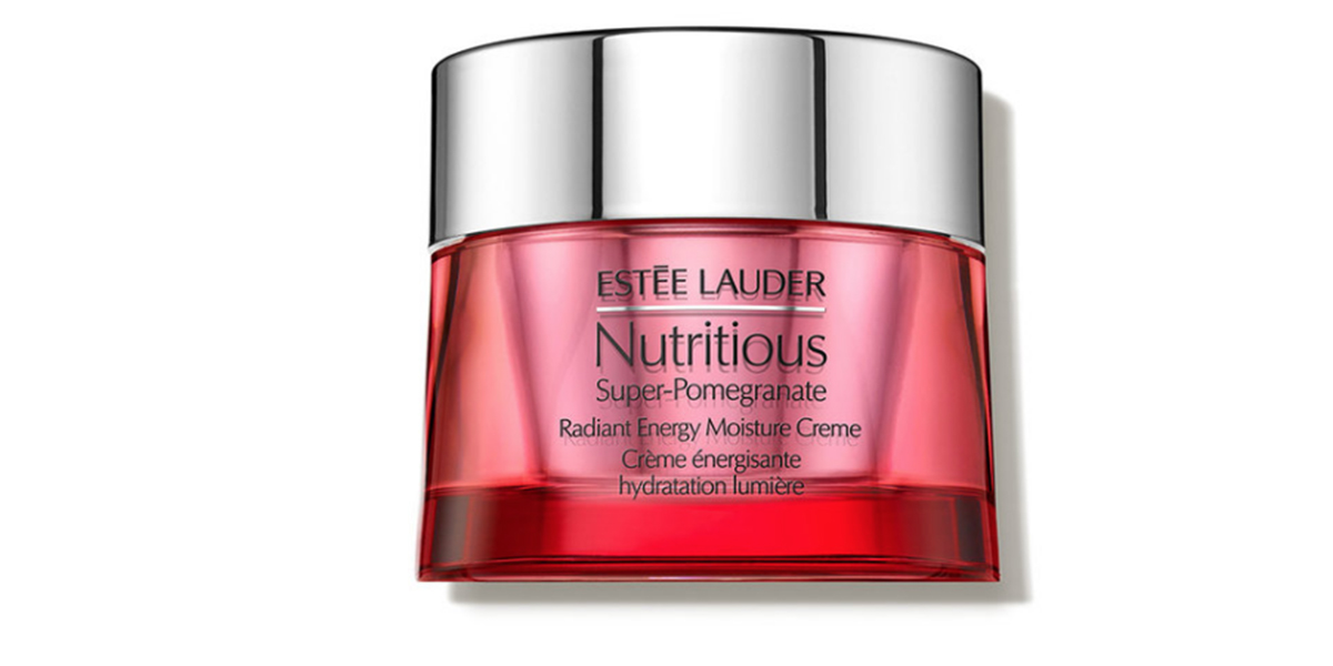 This Pomegranate-Infused Moisturizer Helps to Plump Skin and Make It Glow