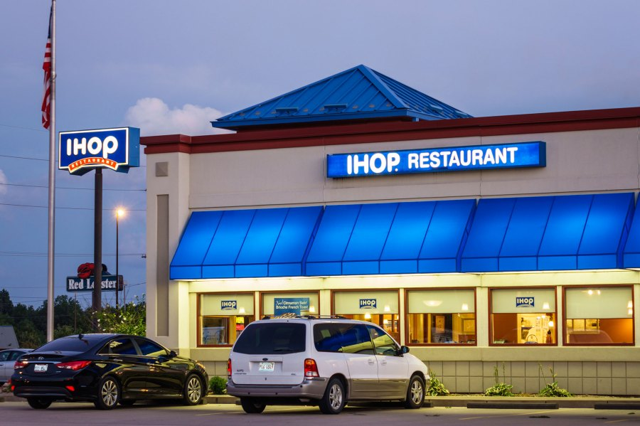 IHOP Food Brands That Have Changed Names