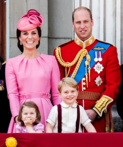 Prince Louis Will Make Trooping the Colour Debut