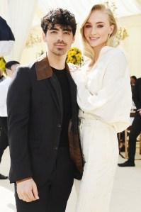 Sophie Turner Makes NSFW Joke About Husband Joe Jonas
