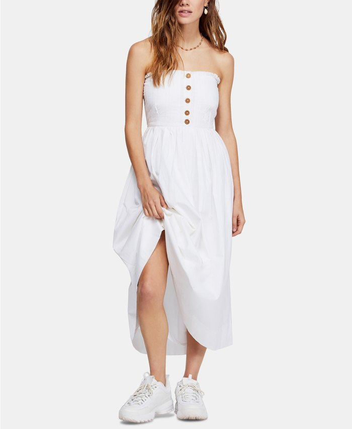 strapless-dress
