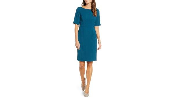 Eliza-J-Sheath-Dress