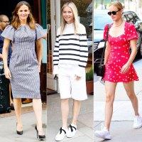 4th of July Style - Jennifer Garner, Gwyneth Paltrow, Amber Valletta