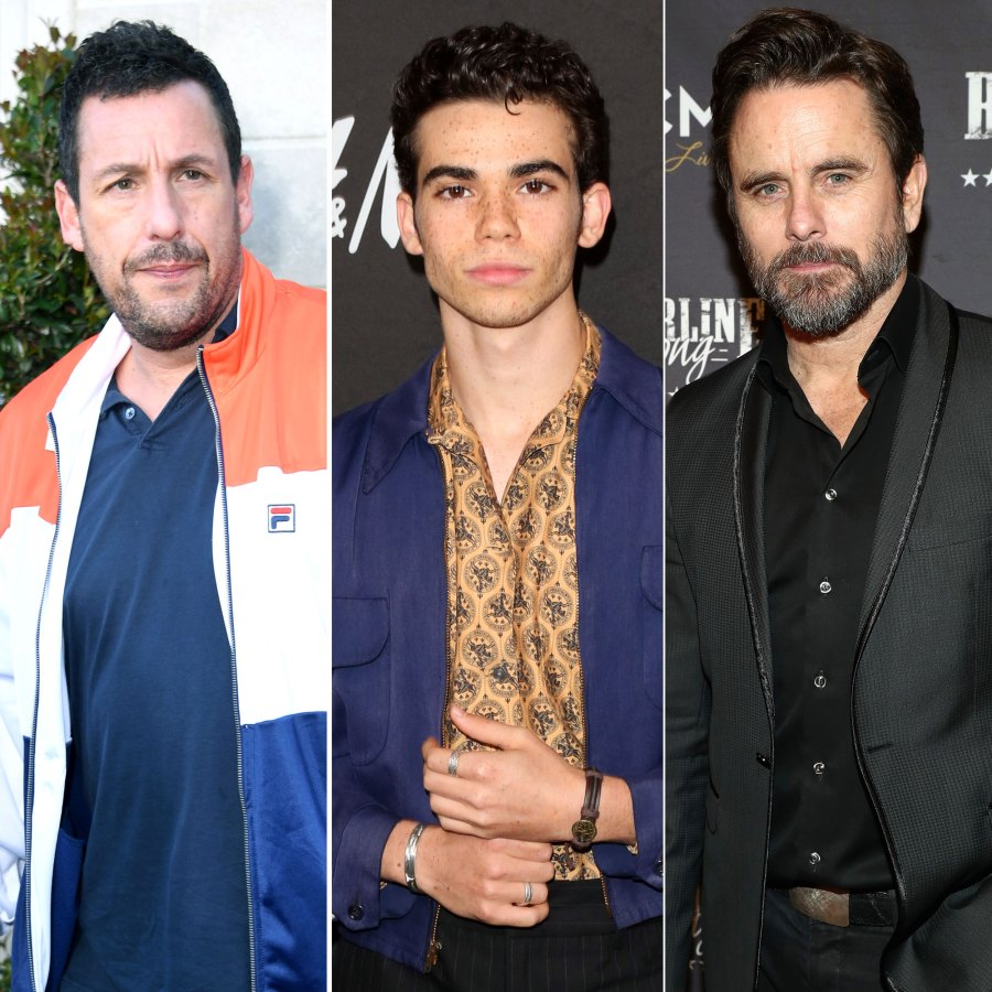 Adam Sandler, Charles Esten and More Celebrities React to 'Jessie' Star Cameron Boyce's Death