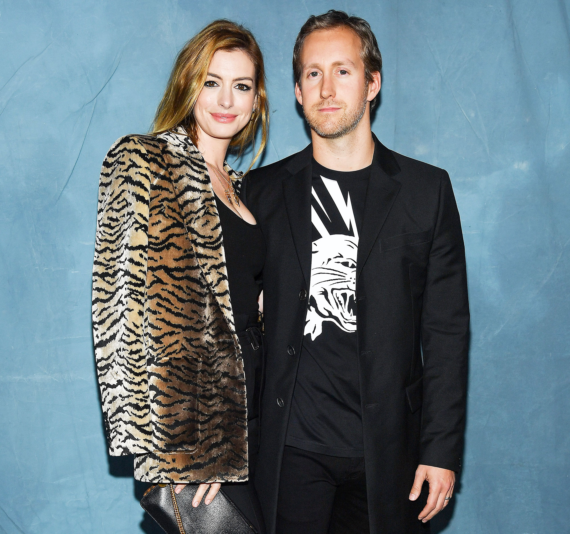 Adam Shulman and Anne Hathaway Pregnant With Baby Number 2