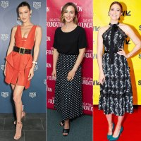Celebs Wearing Aldo - Bella Hadid, Leighton Meester, Mandy Moore