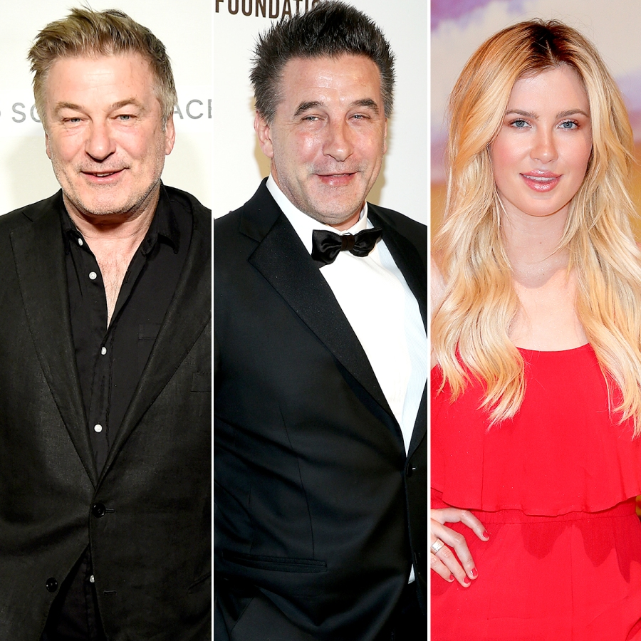 Alec Baldwin reacts to his daughter, Ireland Baldwin's another NUDE picture