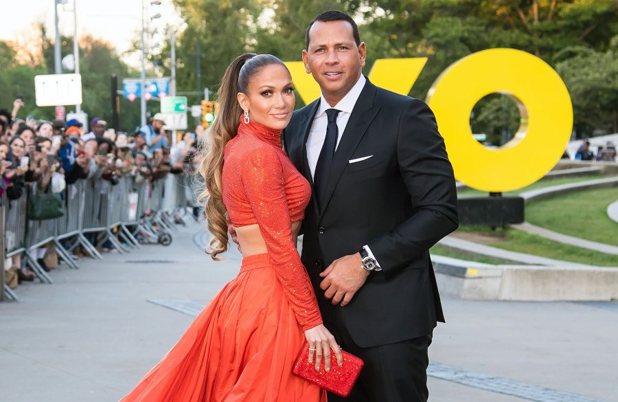 Alex Rodriguez Tells J.Lo She Has 'No Idea' How Great She Is After She Breaks Down on Tour