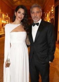 Amal Clooney and George Clooney Multiple Wedding Ceremonies