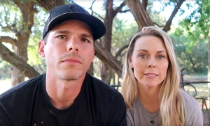 Granger Smith Amber Smith Death of Son River Smith I Am Broken