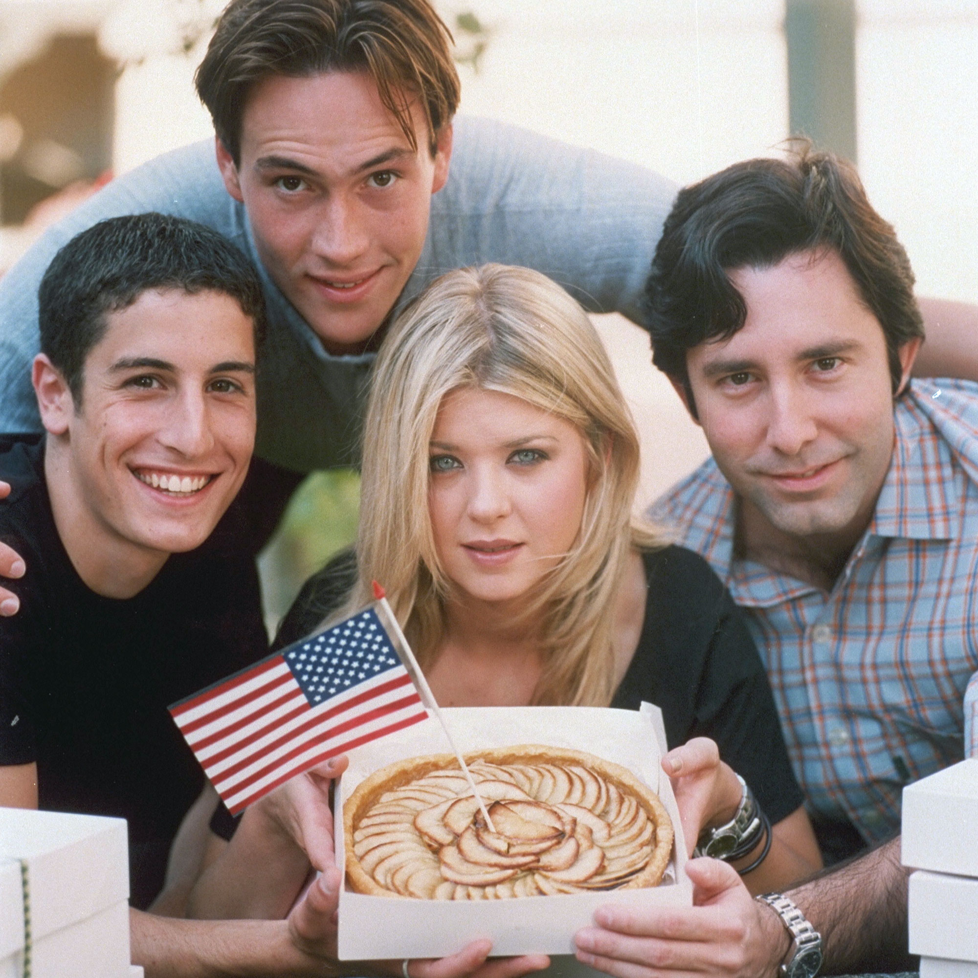 American Reunion Hot Scene american pie' turns 20: why we still can't get enough