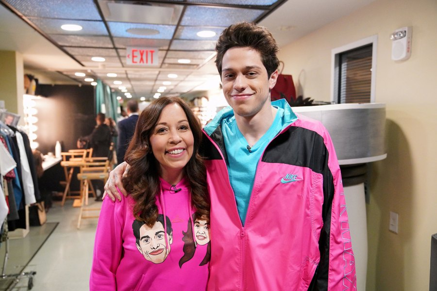 Amy Davidson And Son Pete Davidson